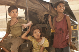 The Children of Slumdog Millionaire