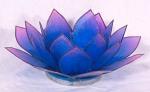 lotus candleholder